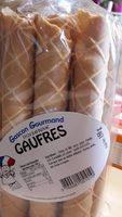 Gaufres - Produit