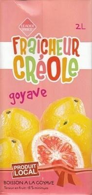 Fraicheur Créole Goyave