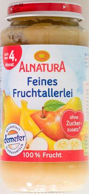 Feines Fruchtallerlei