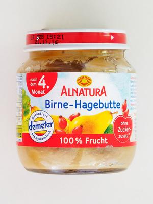Birne-Hagebutte