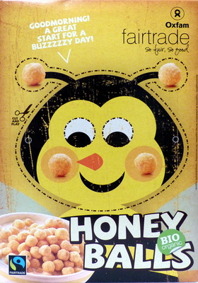 Oxfam Honey Balls