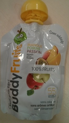 Buddy Fruits -  Mangue pomme passion