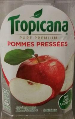 Pure premium pommes pressées