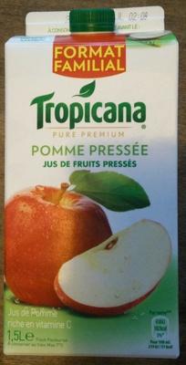 Pomme Pressées Format familiale