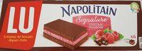 Napolitain Signature Chocolat Framboise - Produit
