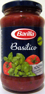 Basilico Barilla