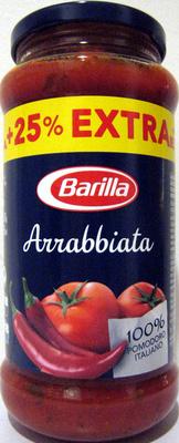 Arrabbiata (+ 25 % Extra)