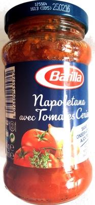 Napoletana avec tomates cerise