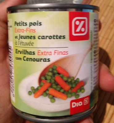 Petits pois extra fins