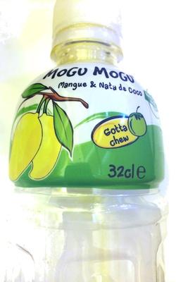 Mangue & Nata de Coco